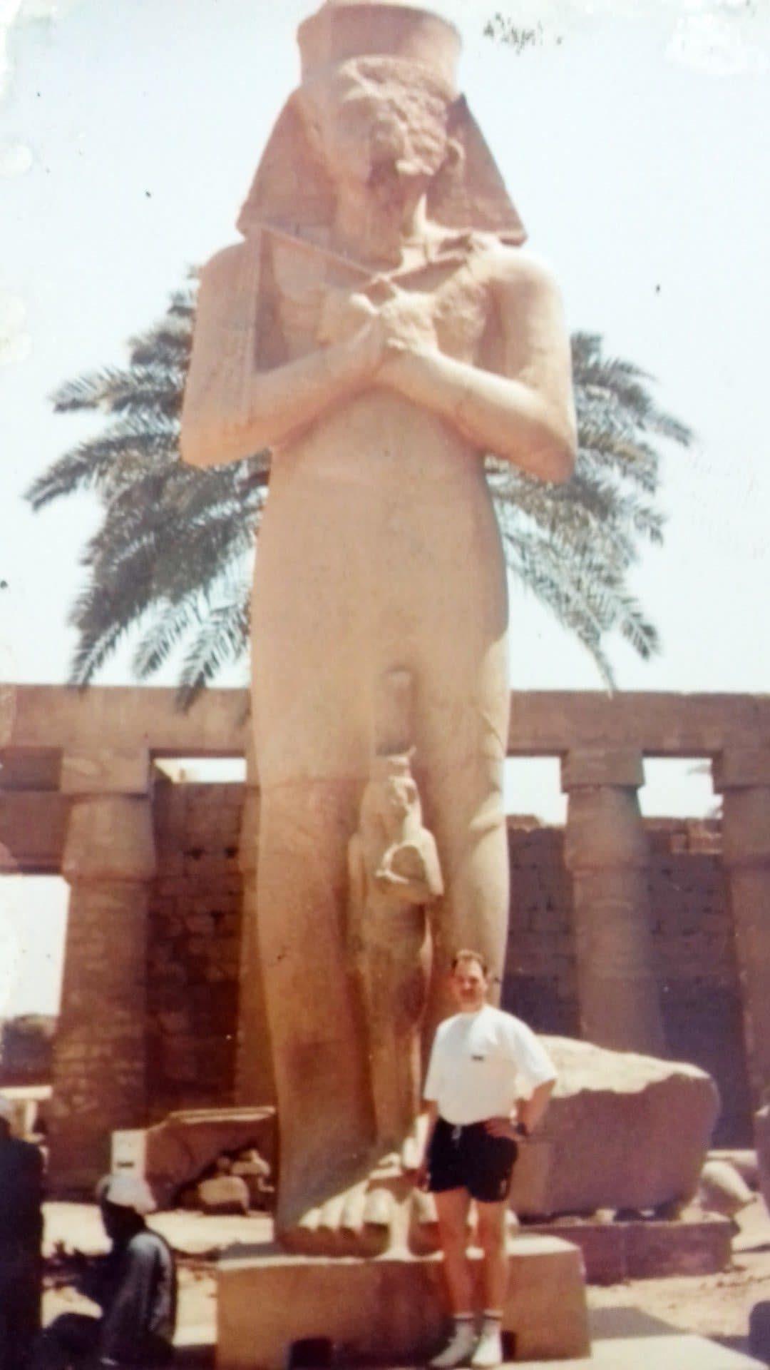 Agence voyage sur mesure Egypte I Didier Halbart Janvier 2005
