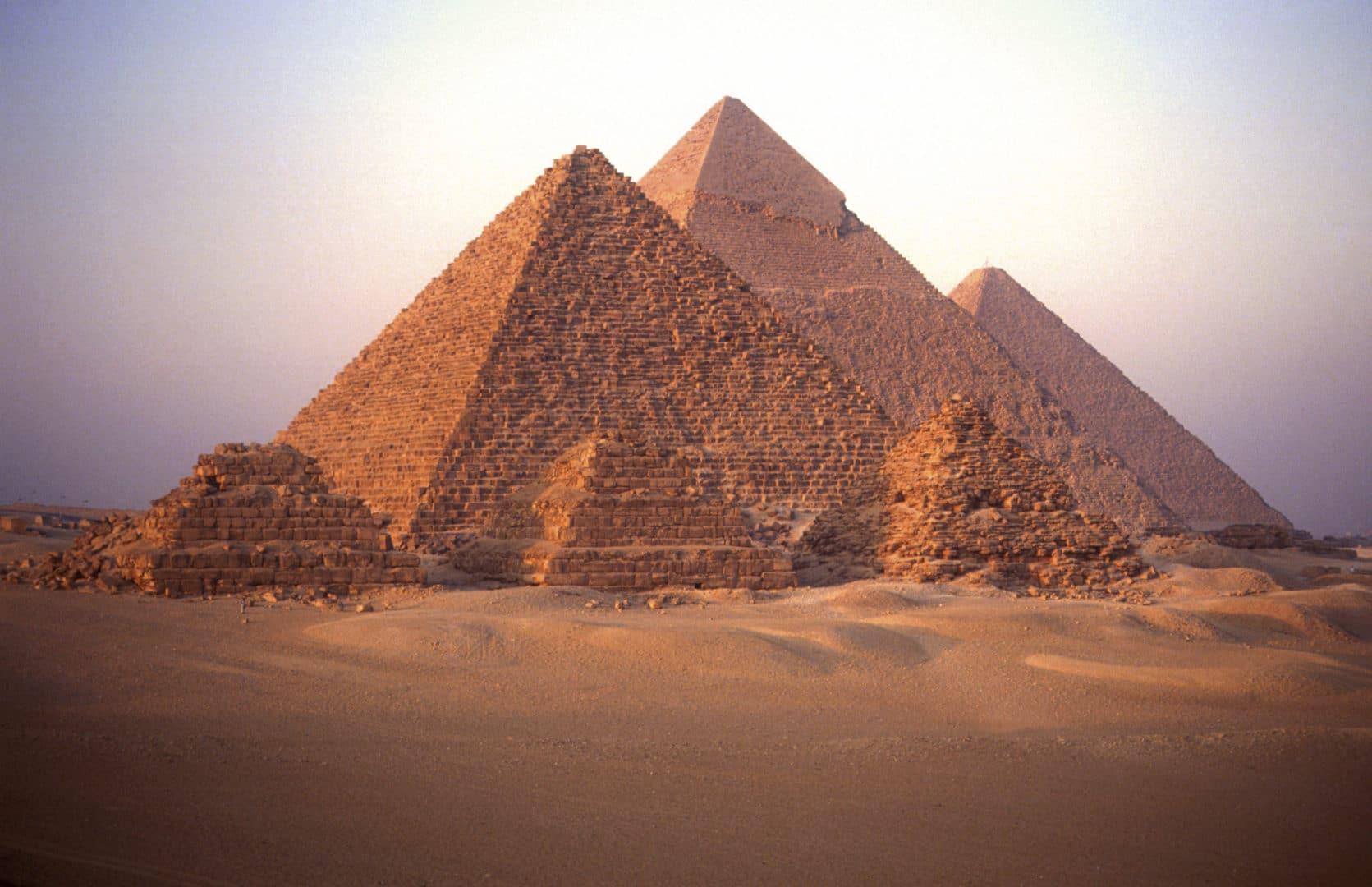 Excursions d'une journée au Caire I Caroline 2006