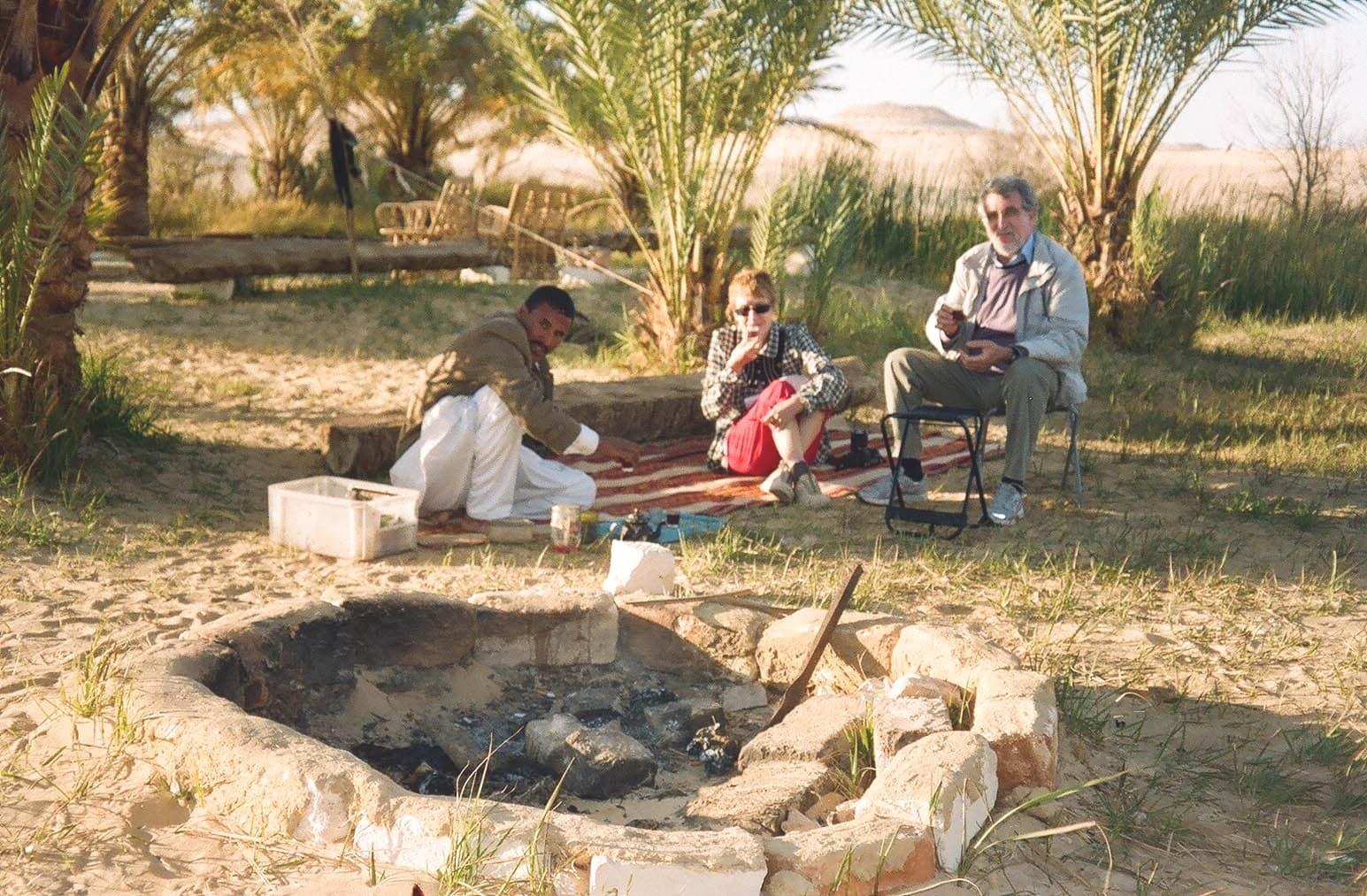 Siwa oasis I Claire et Bernard Pitie Octobre 2009