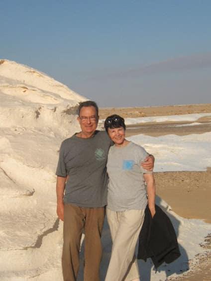 Circuit Egypte pas cher I Jacqueline et Pierre Schoulmann Novembre 2009