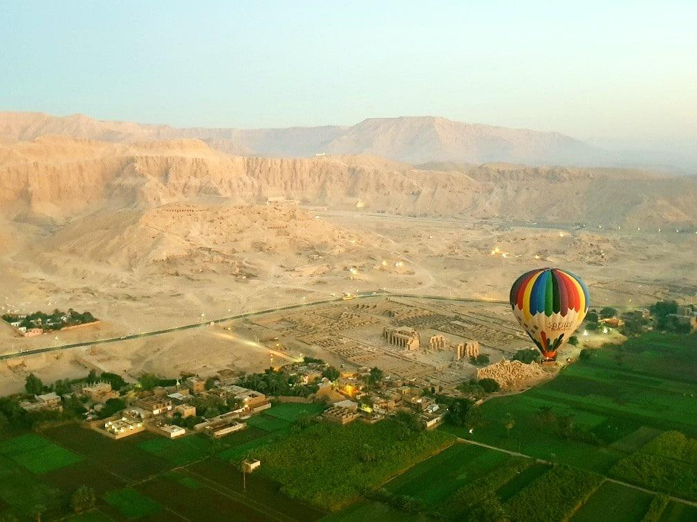 Croisière sur le Nil en Egypte I Marc Vercruysse et Charles Février 2010