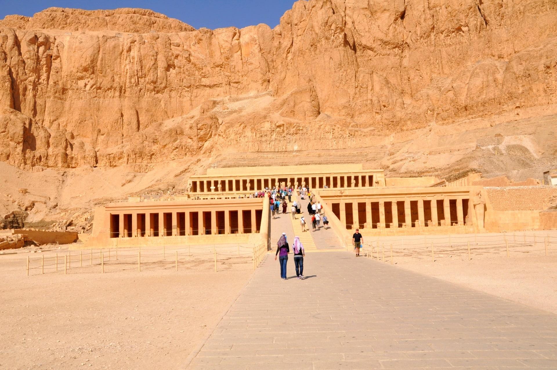 Voyage Egypte croisière Nil I Nicole & la Famille Février 2010