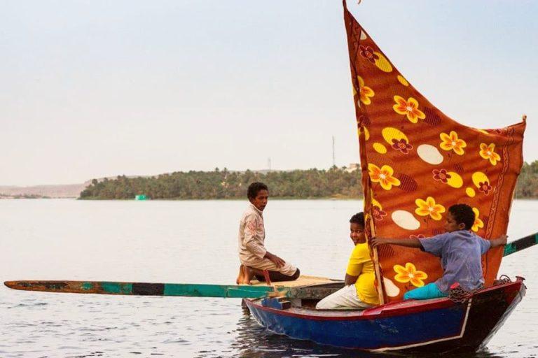 Voyage autrement l'Egypte I Lysiane et Francis Leblanc Février 2010.