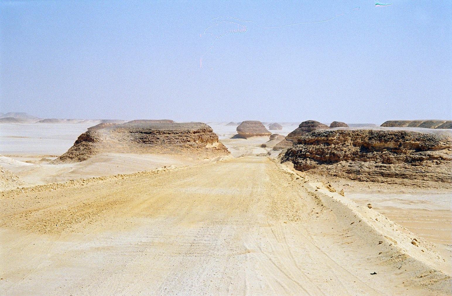 Les déserts et les oasis ÉgyptiensI Tina Drepanioti 2008