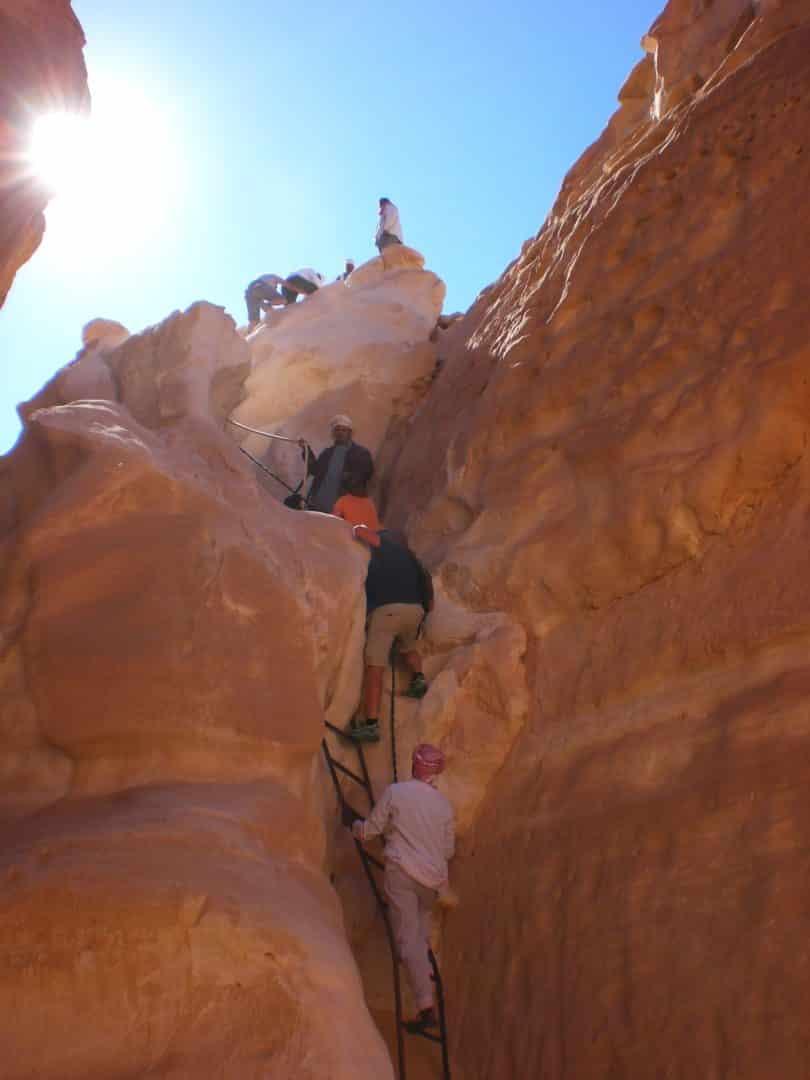 Voyage au Sinaï I Pierre Luc et Evelyne Swirsky Octobre 2010