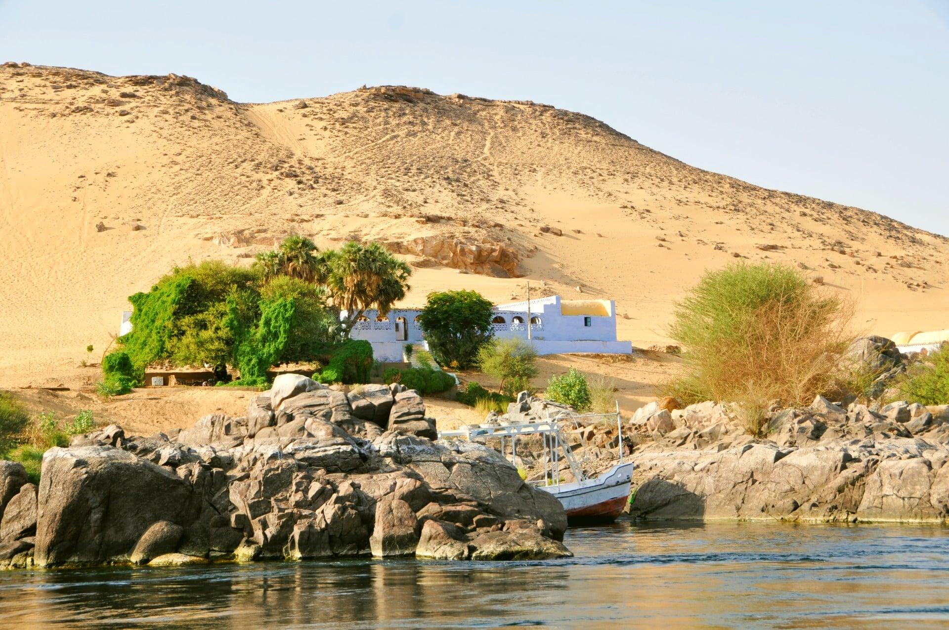 Séjour Vacances Egypte I Isabelle et Frédéric Fetif & les enfants Mai 2011