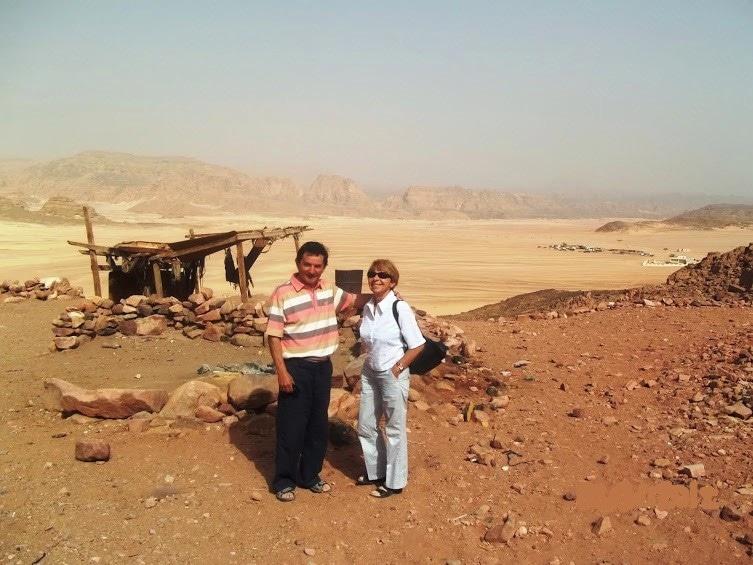 Voyage le Sinaï | Qui est d'une gentillesse à toute épreuve