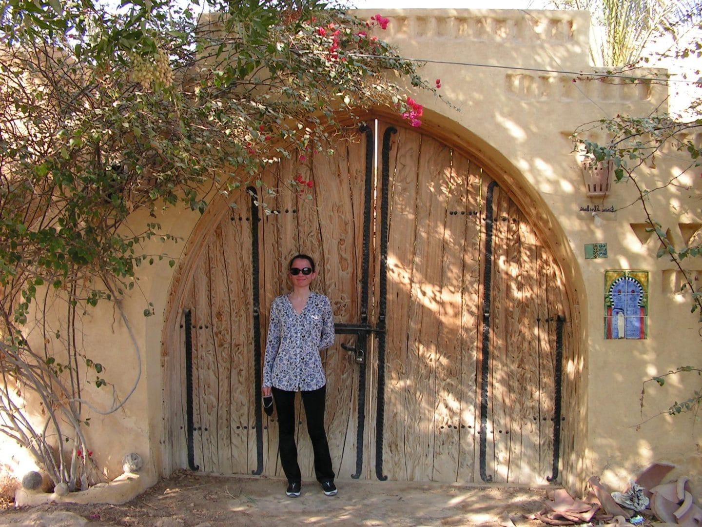 Je suis partie, pour mon voyage Egypte avec guide francophone