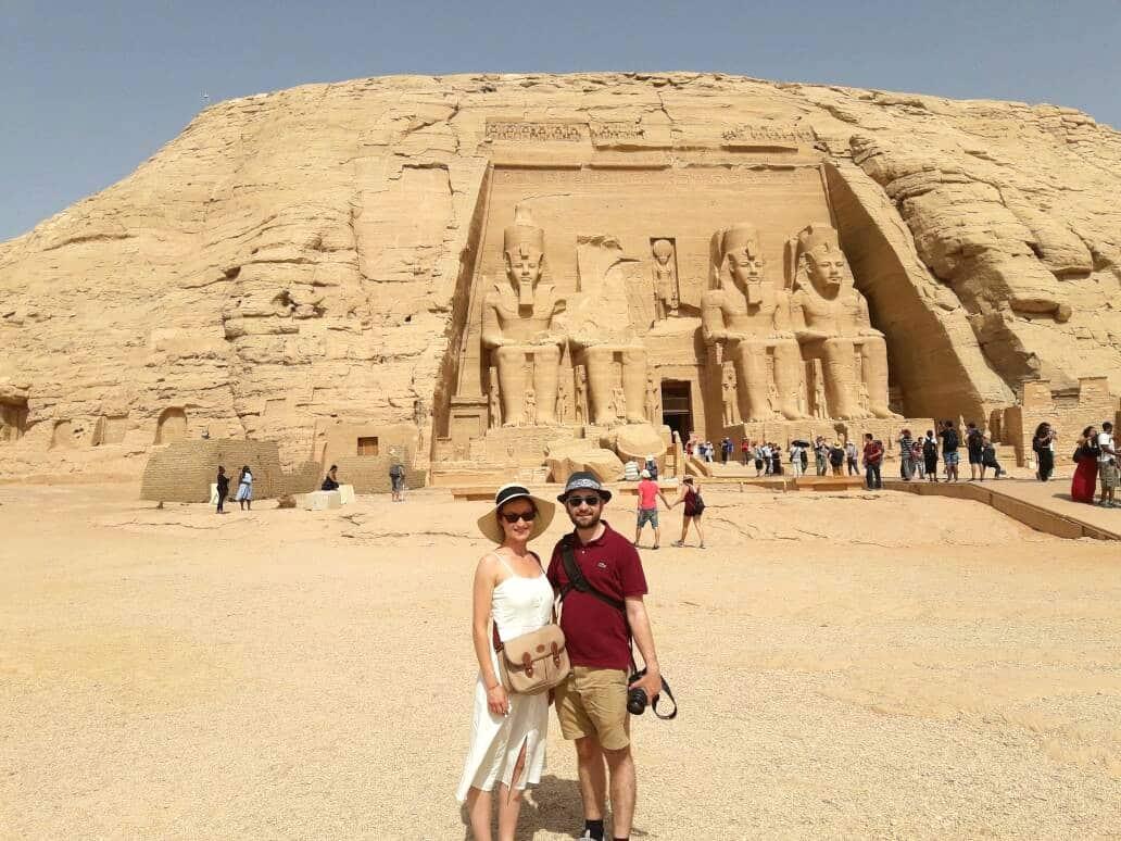 2jours à Aswan 2 jours et 2 nuits croisière felouque sur le Nil.
