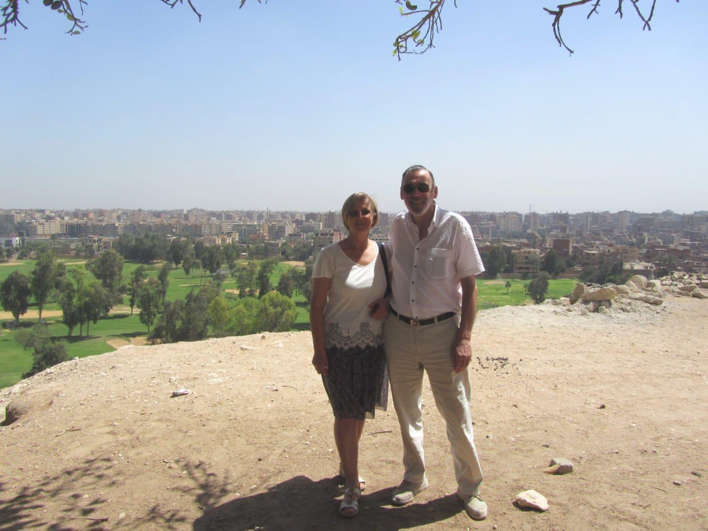 l'accompagnement de votre équipe pendant notre voyage de luxe en Égypte.