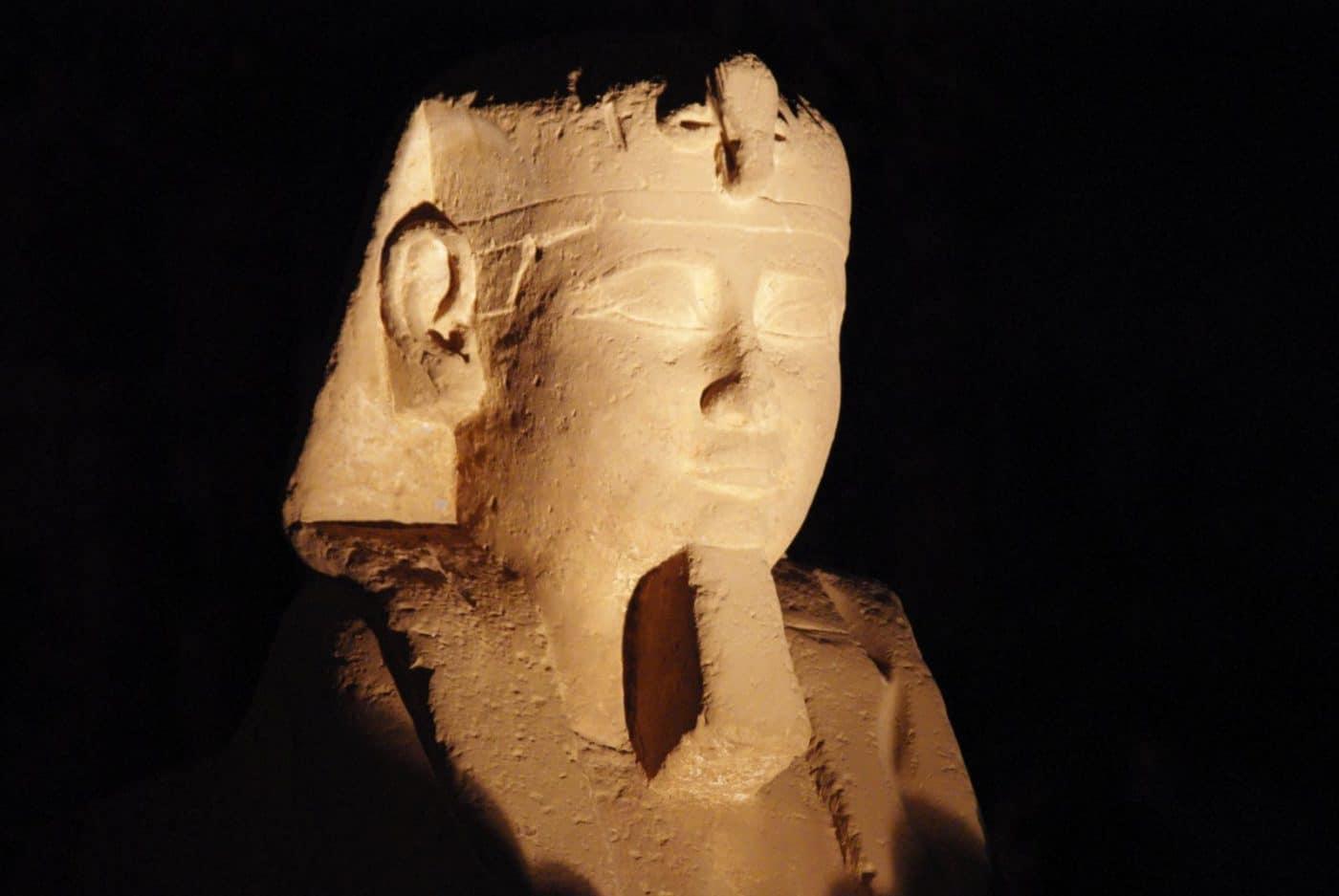 Statue de Ramsès II – Actualité Egypte