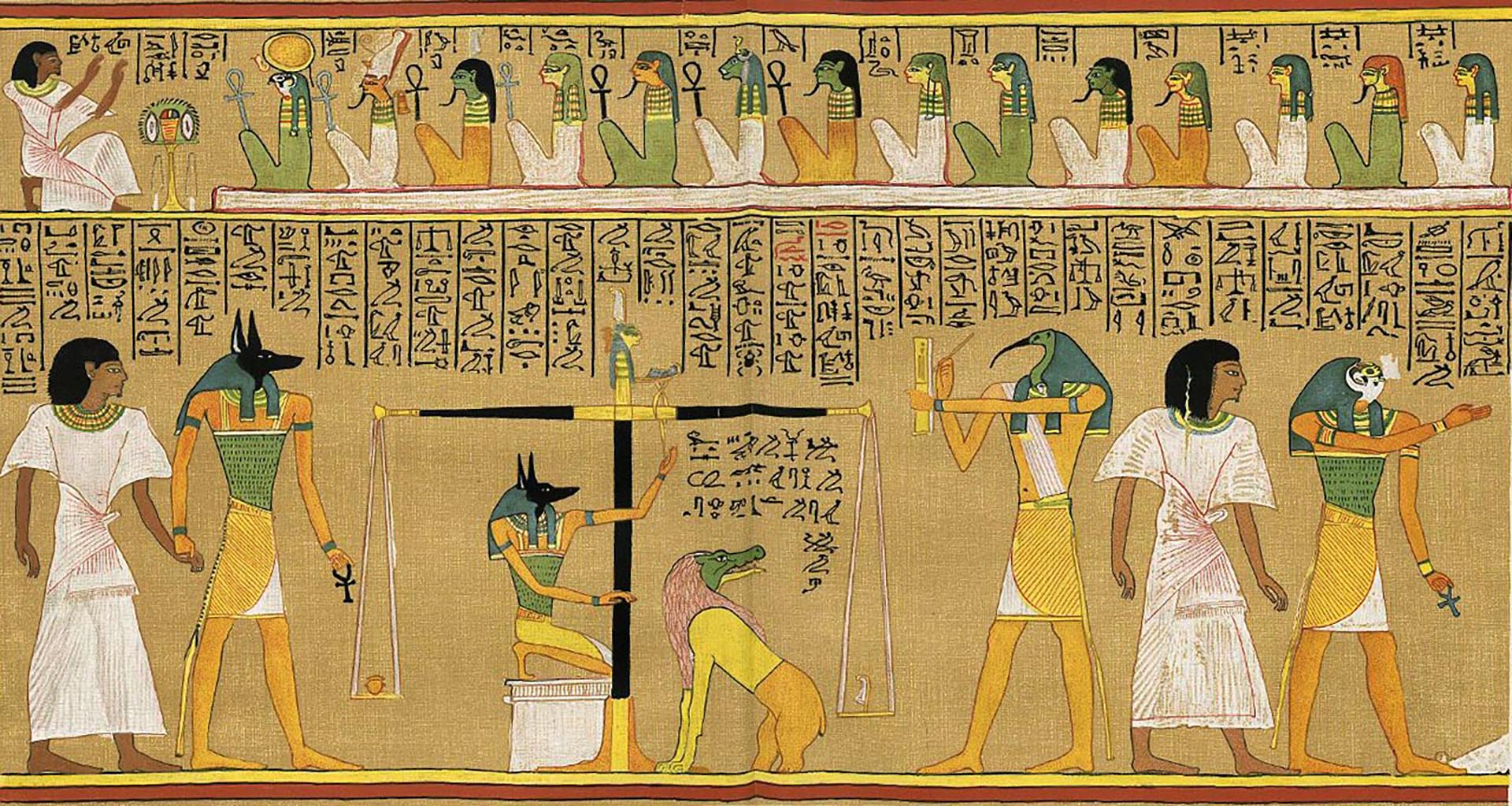 Blog : Le dieu Osiris