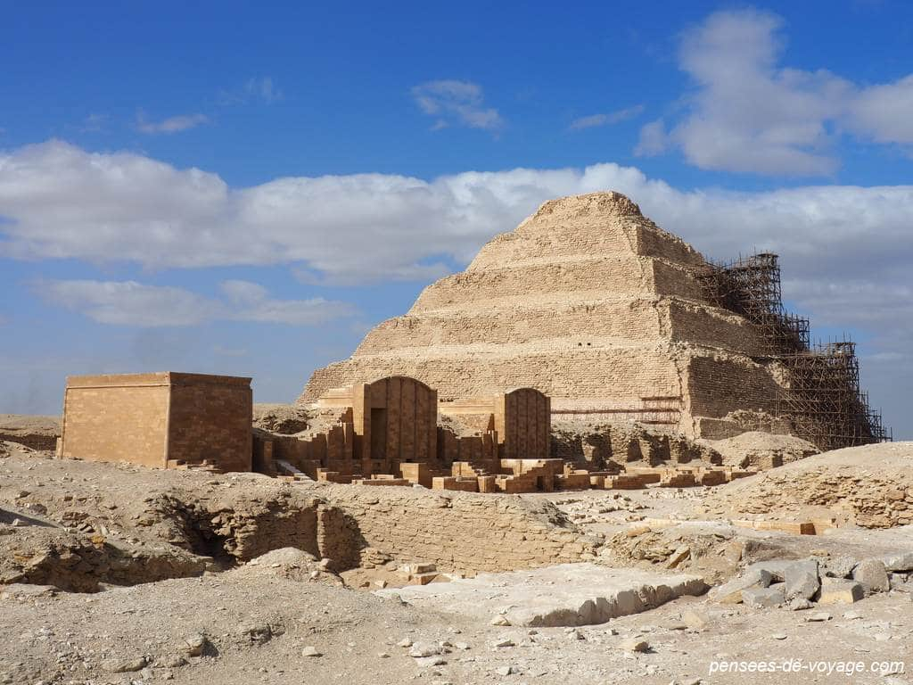 La barque solaire découverte à Saqqarah – Actualité Egypte