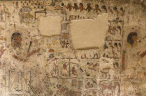 Les pillages de tombes , et le retour des pilleurs de tombes, se déroulent dans la Vallée des Rois