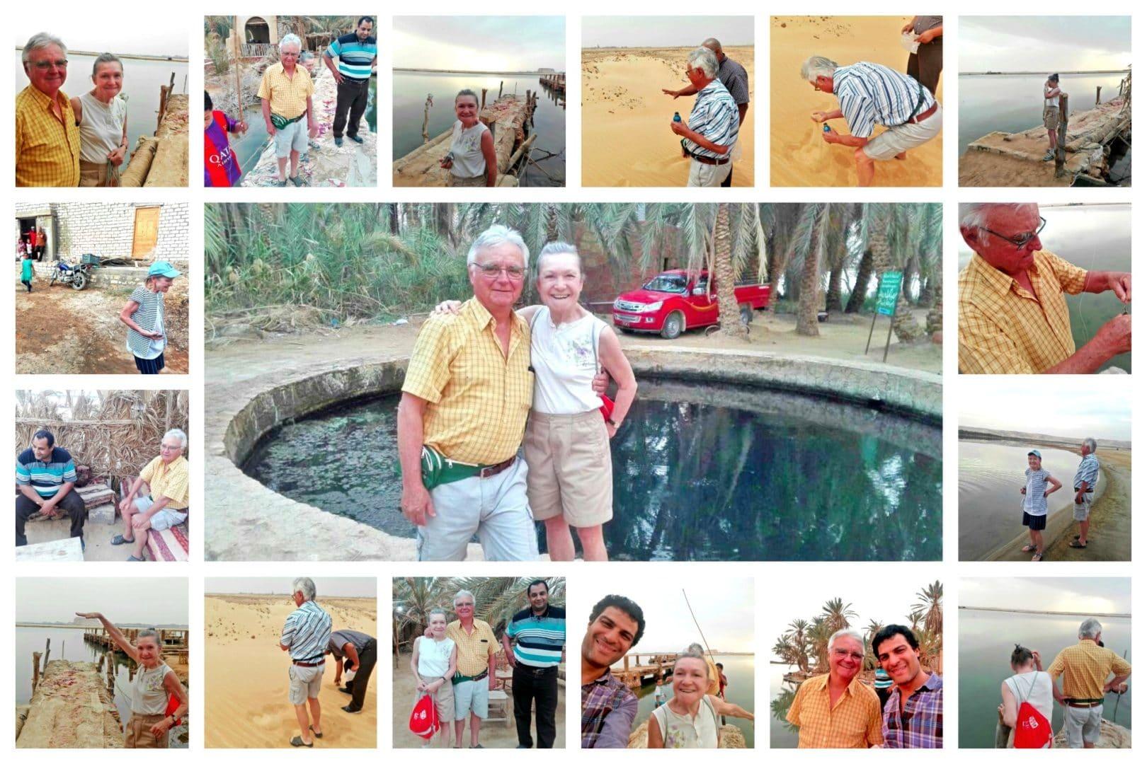 Voyage authentique Égypte I Nicole et Jean-Louis Jouvin Mai 2018