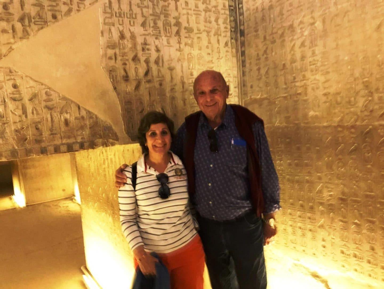 Voyage en Egypte croisière sur le Nil | Tout s'est très bien passé nous avons été enchantés