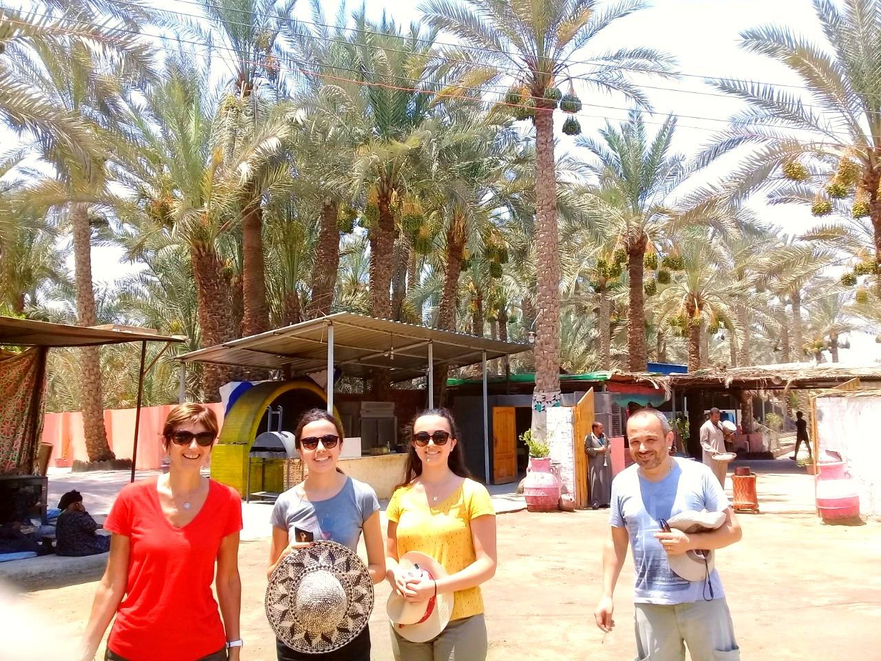 Vacances Egypte en famille | toute son équipe nous ont préparé un voyage pensé dans le moindre détail