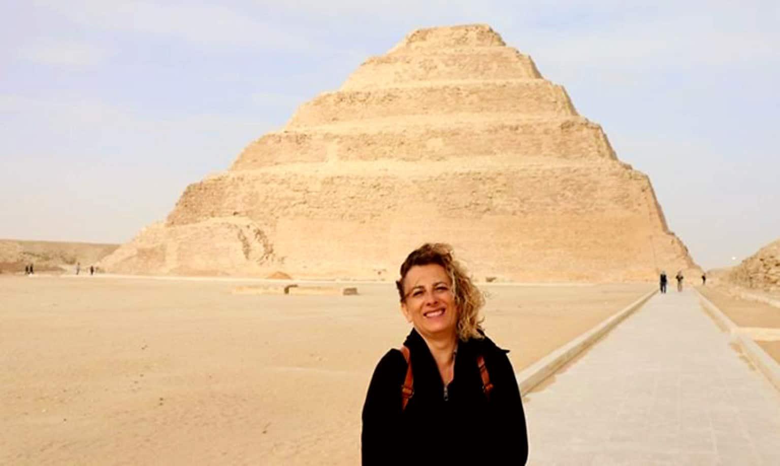 Vacances Égypte - Marie et Frederic LEFEBVRE Décembre 2019