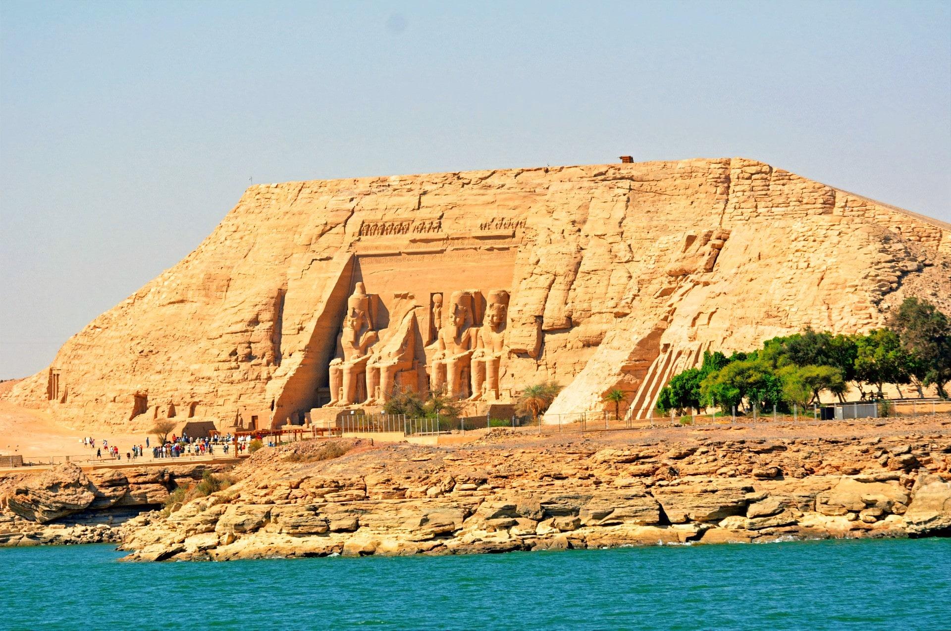 1 B - Jour 6 - Croisière sur le Nil et Abou Simbe