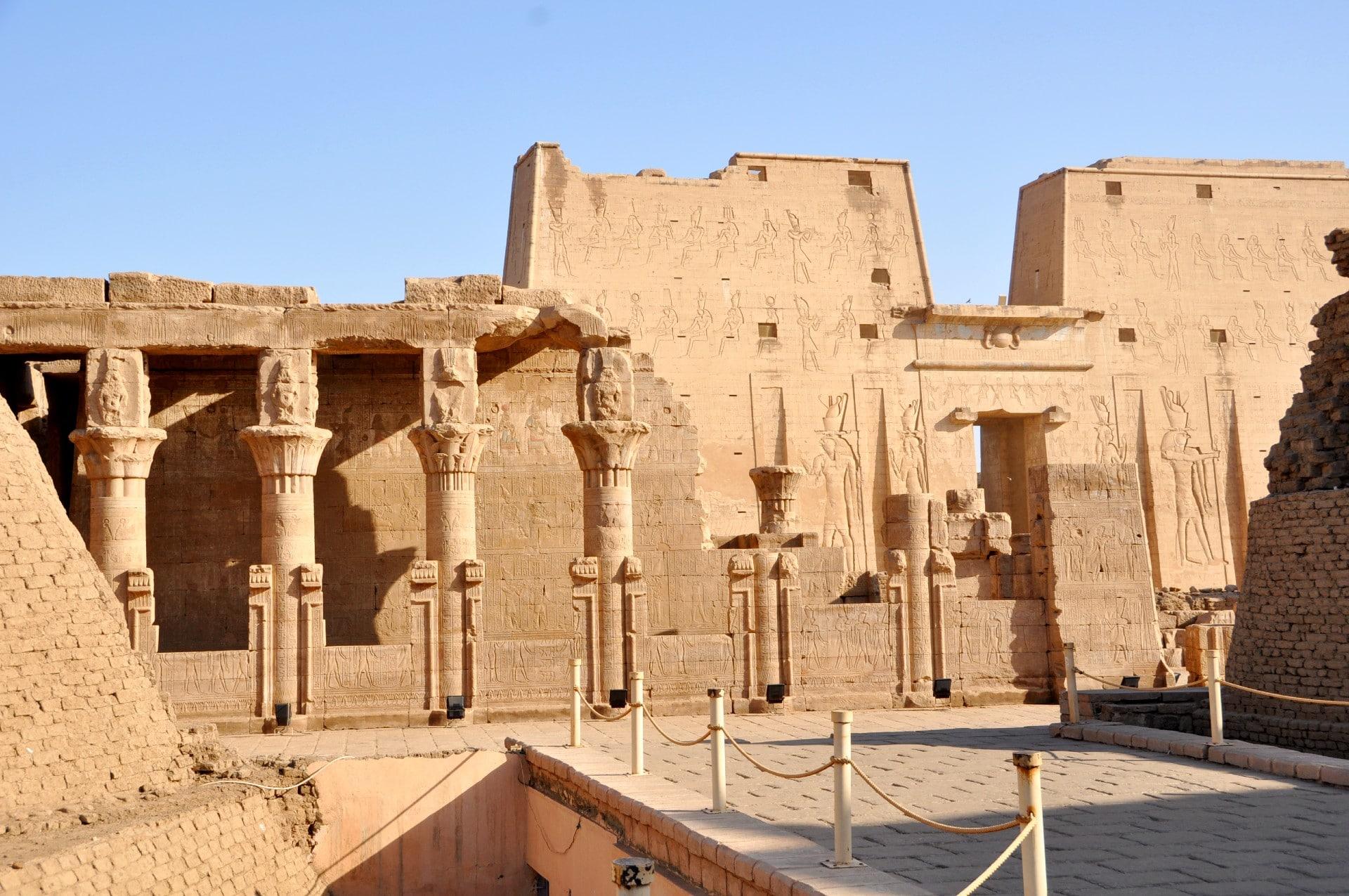 1 B - Le Caire et Croisière sur le Nil et Abou Simbel - jour 5