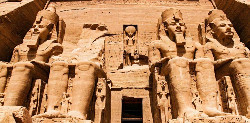 1 B - Page principale - Croisière sur le Nil et Abou Simbel