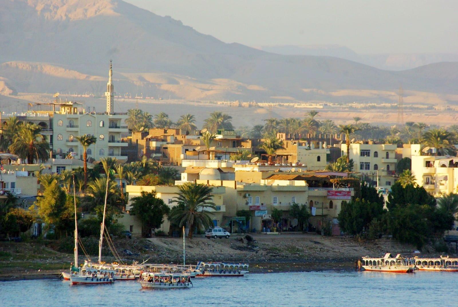 Croisière en felouque sur le Nil - J 3