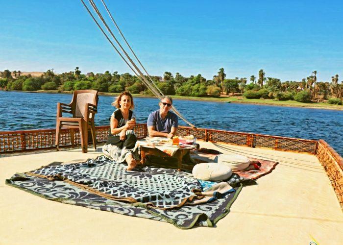3 B - Croisière sur le Nil en felouque et le Caire - Photo principale