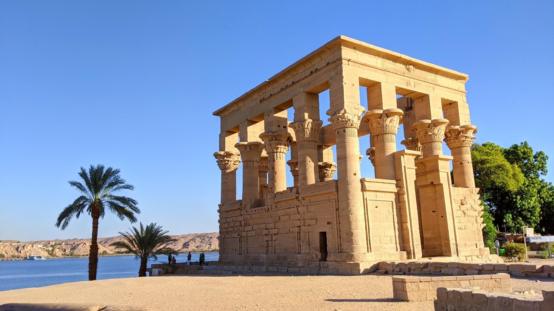4 B - Excursions le Caire et Louxor et Assouan - Jour 13