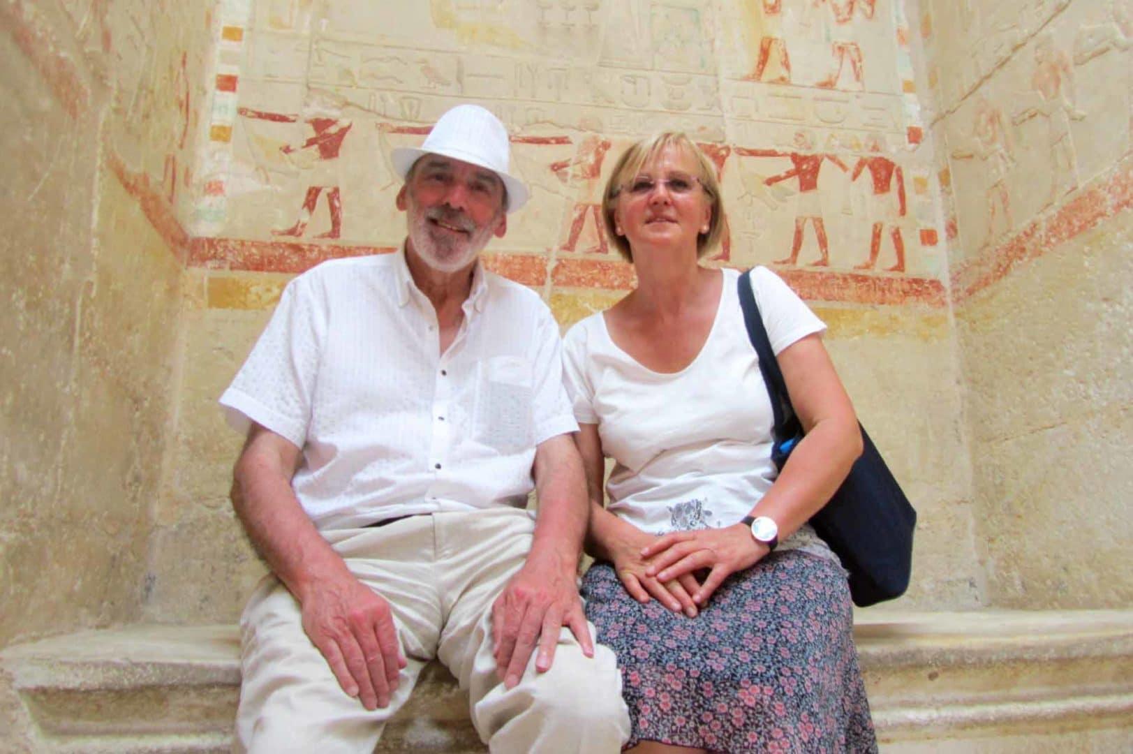 Voyage de luxe Egypte