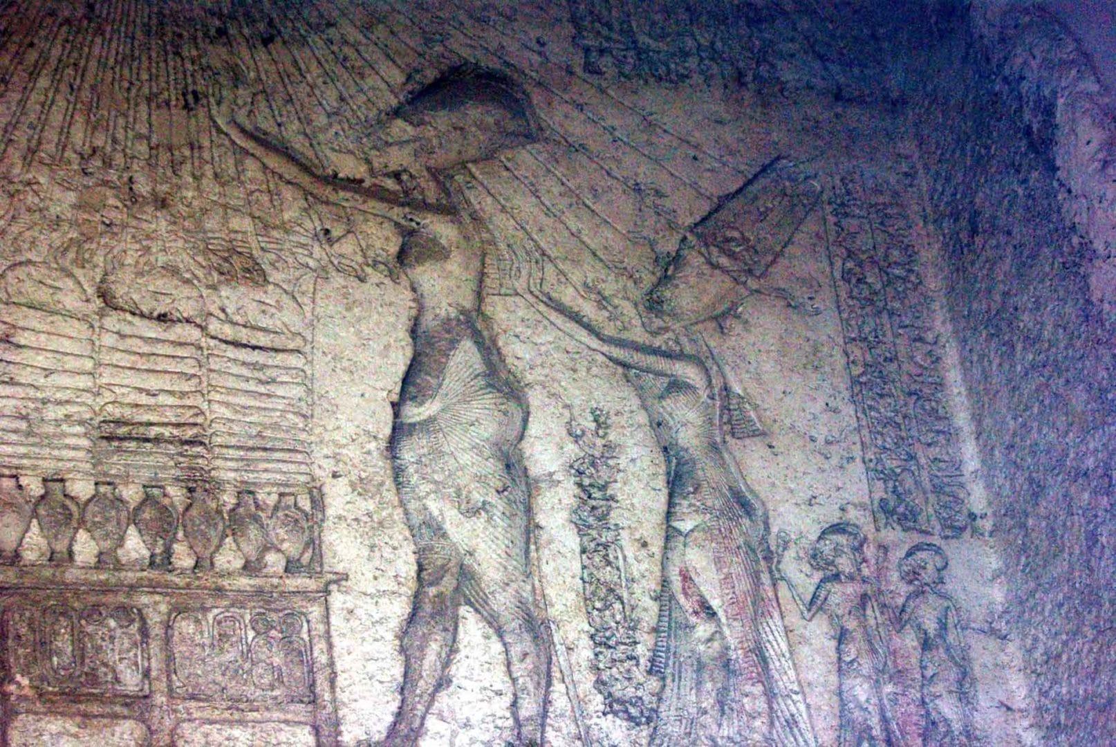 Voyage la Moyenne Egypte et les trésors cachés
