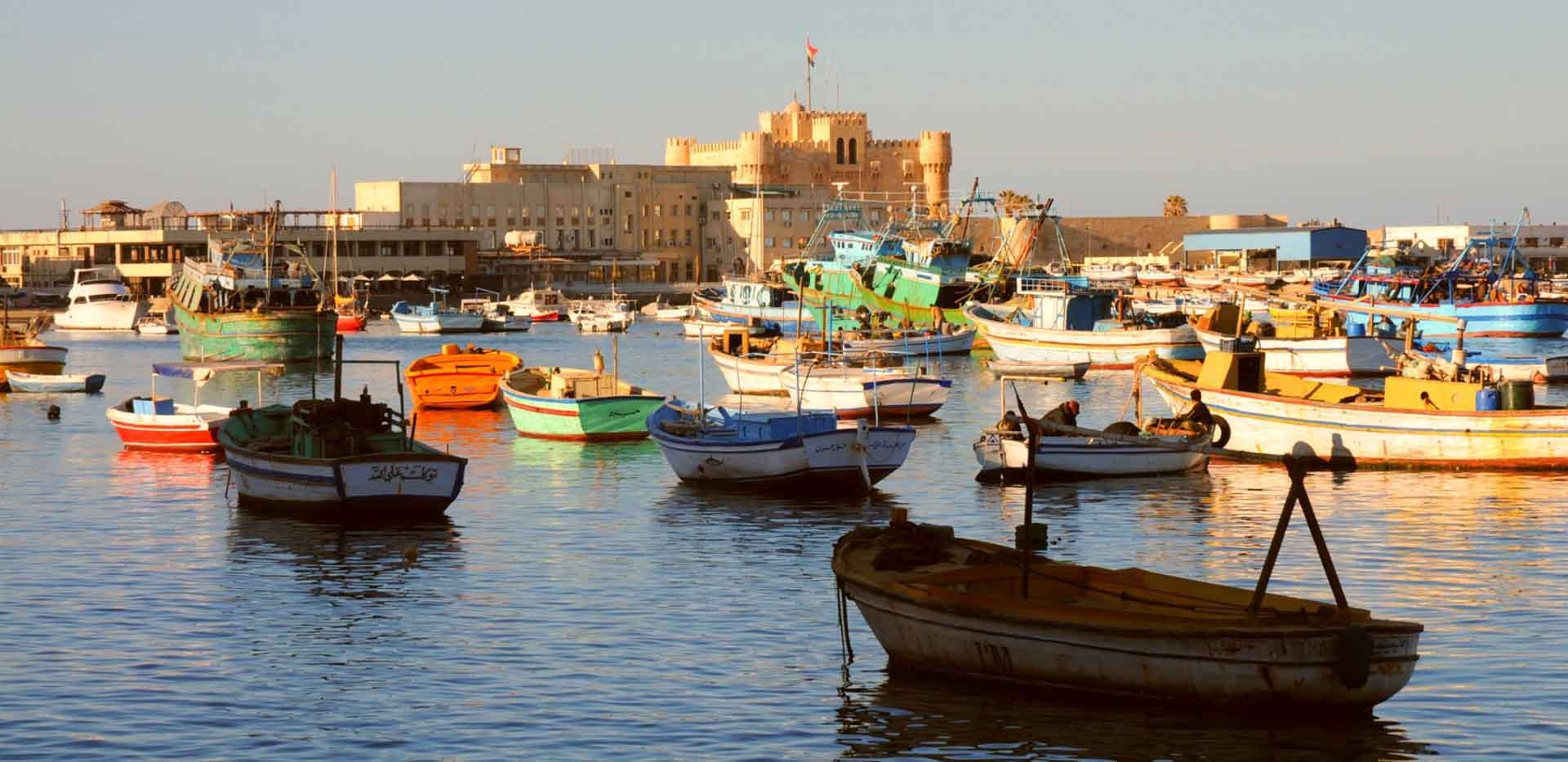 Excursions à Alexandrie depuis le Caire I Françoise et la famille 2009