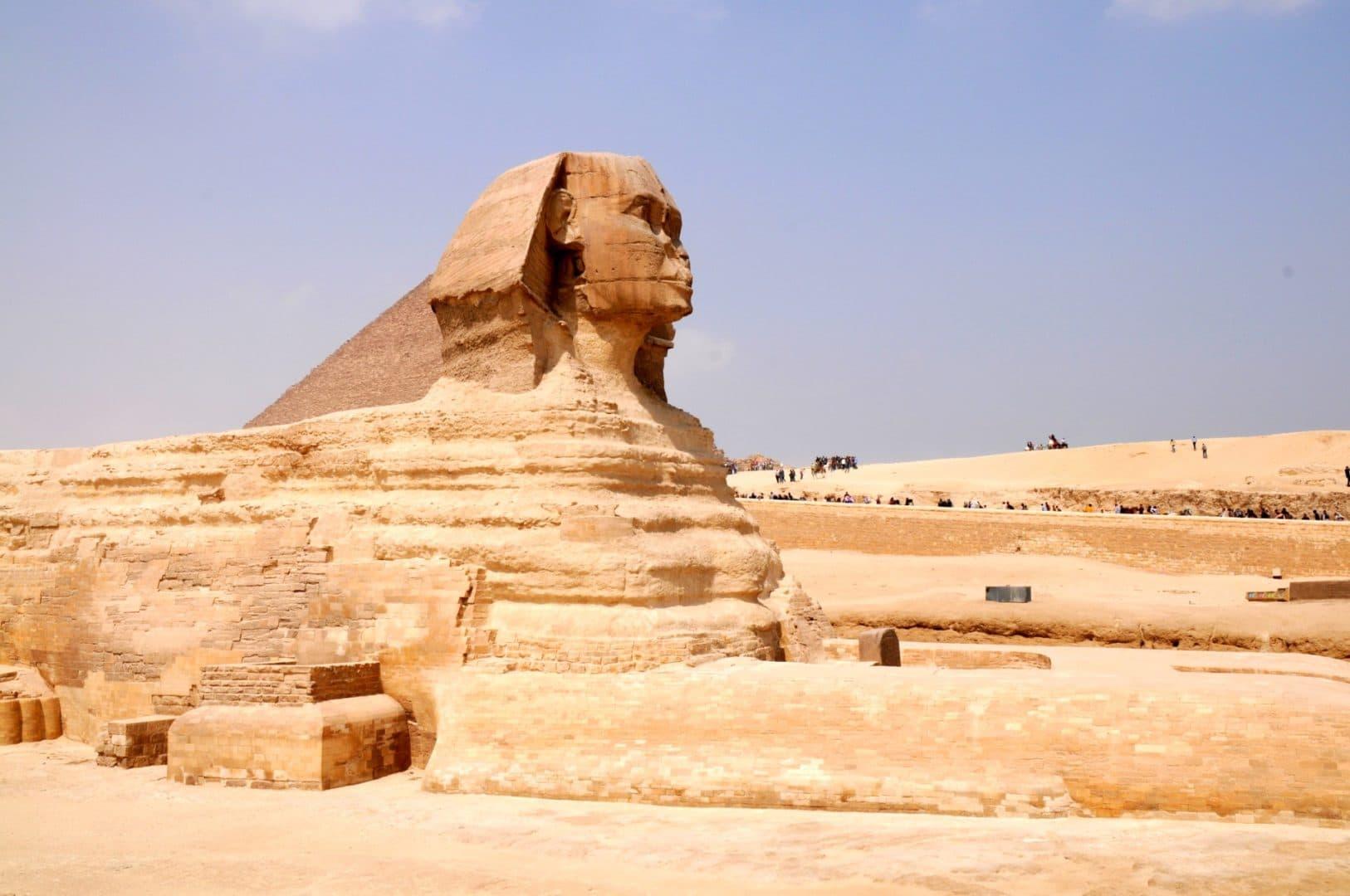 Informations pratiques -Oasis Egypte - Le Sphinx