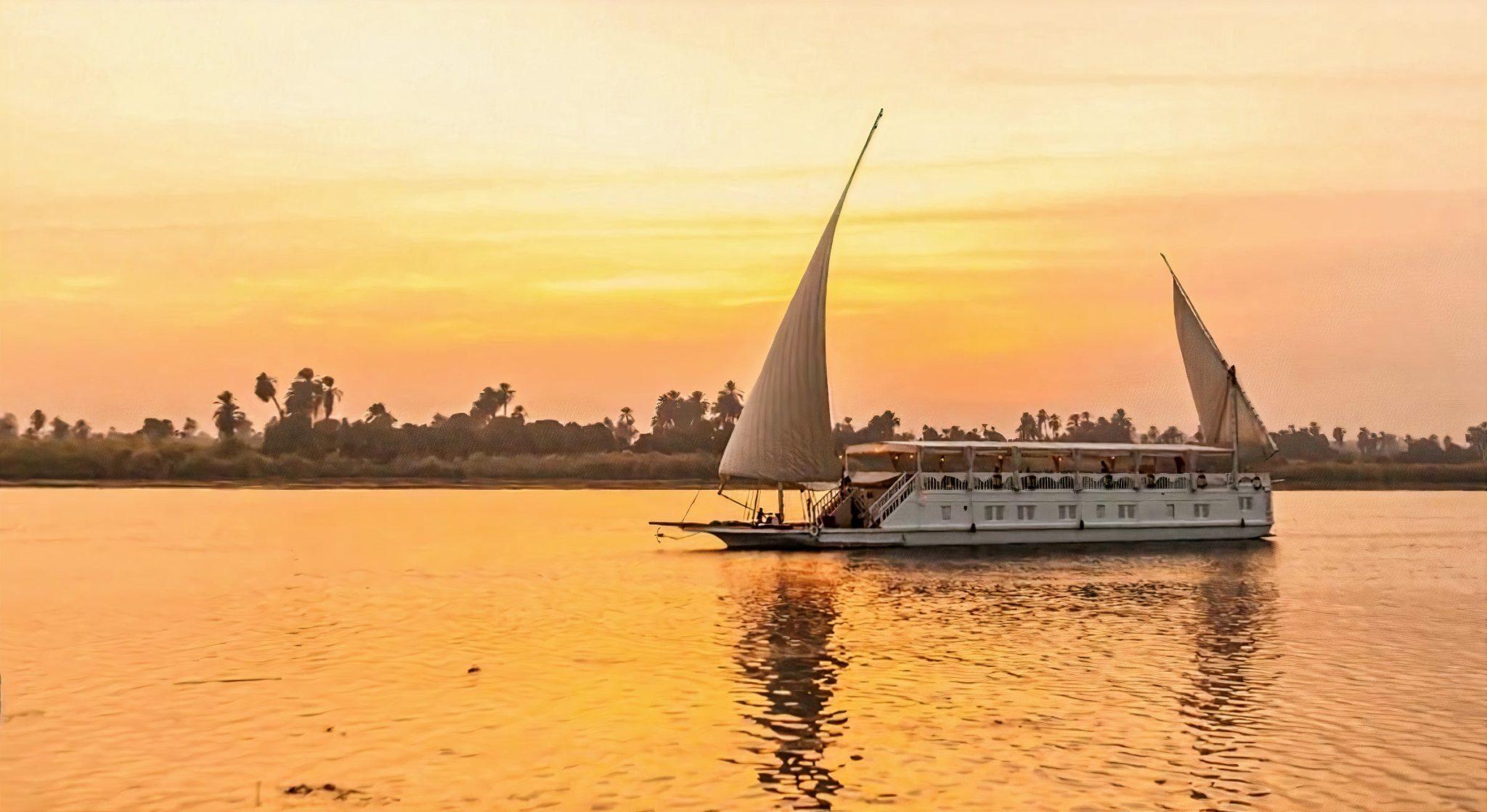 Croisiere sur le Nil en dahabeya -photo principale
