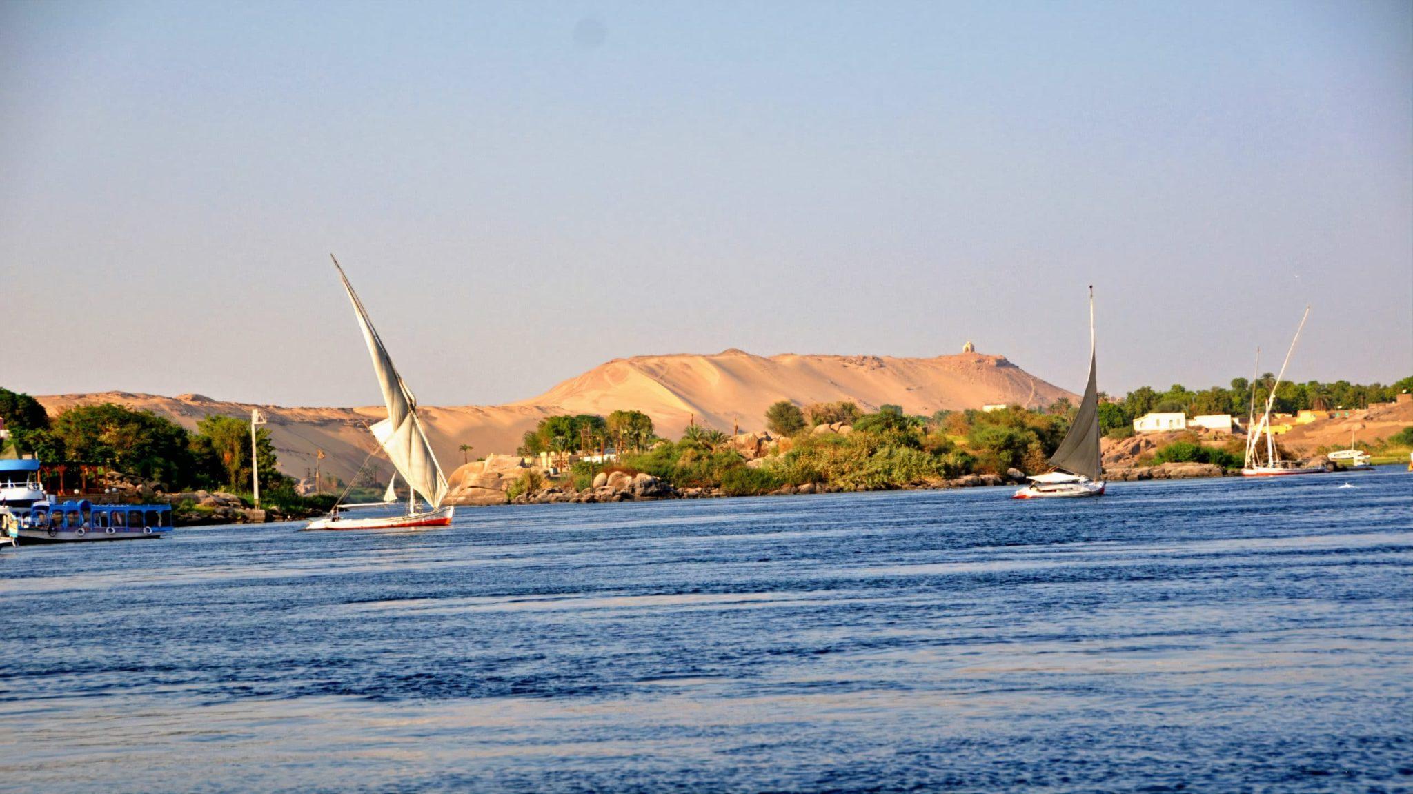 Croisière sur le Nil en felouque