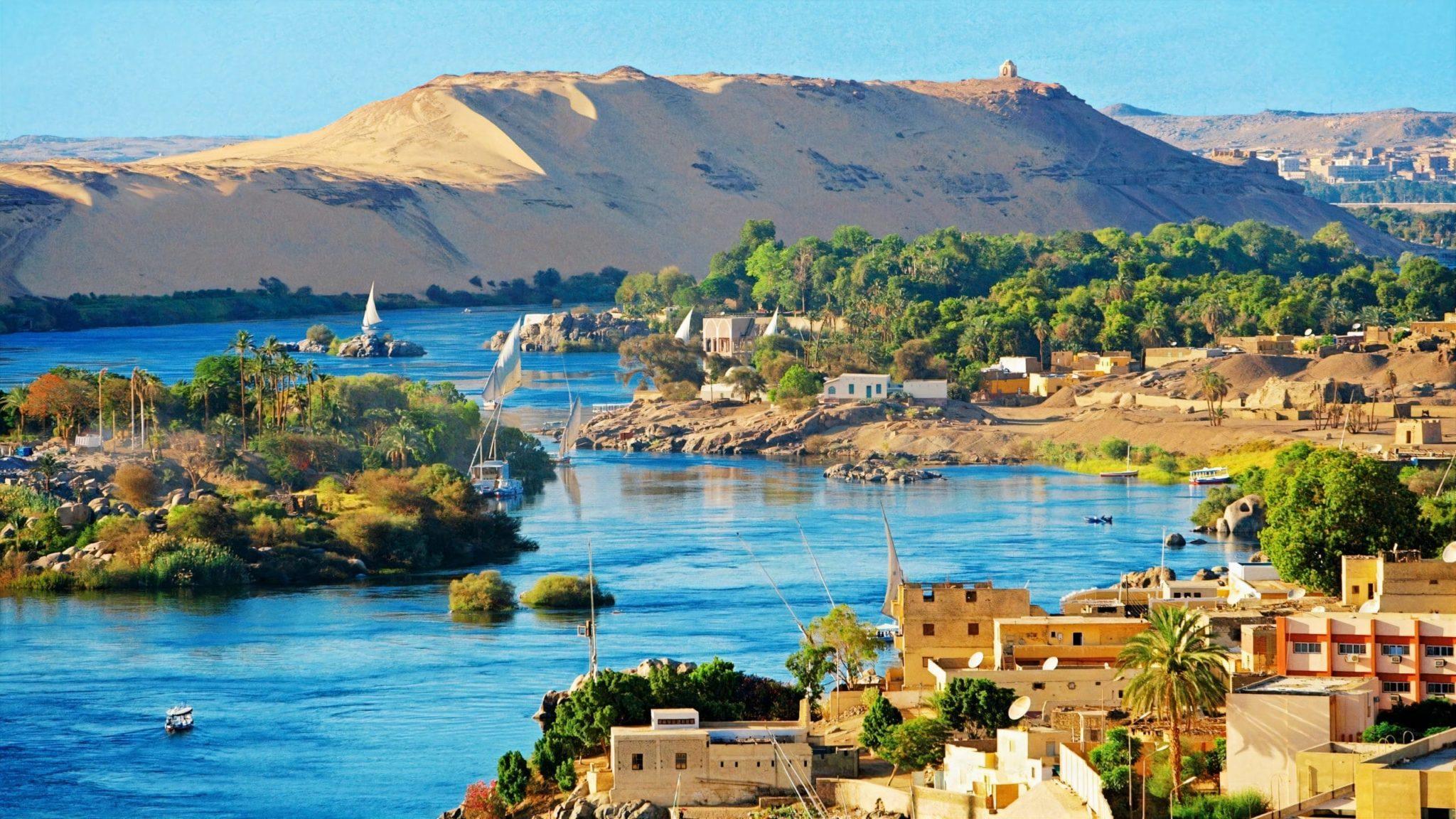 Croisière sur le Nil - Photo principale..