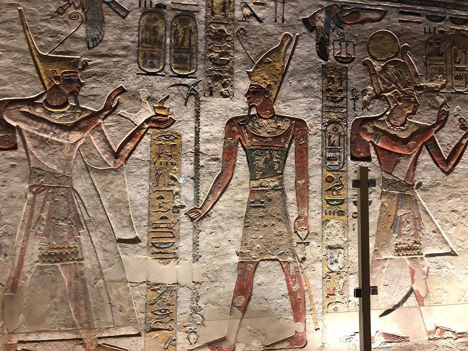 Dieux d'Egypte - Actuaie Egype