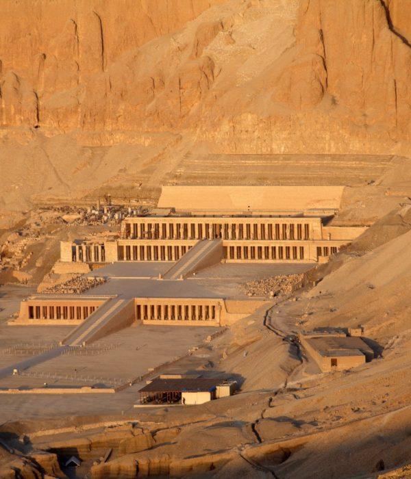 Temple Hatchepsout - Actualite Egypte (2)