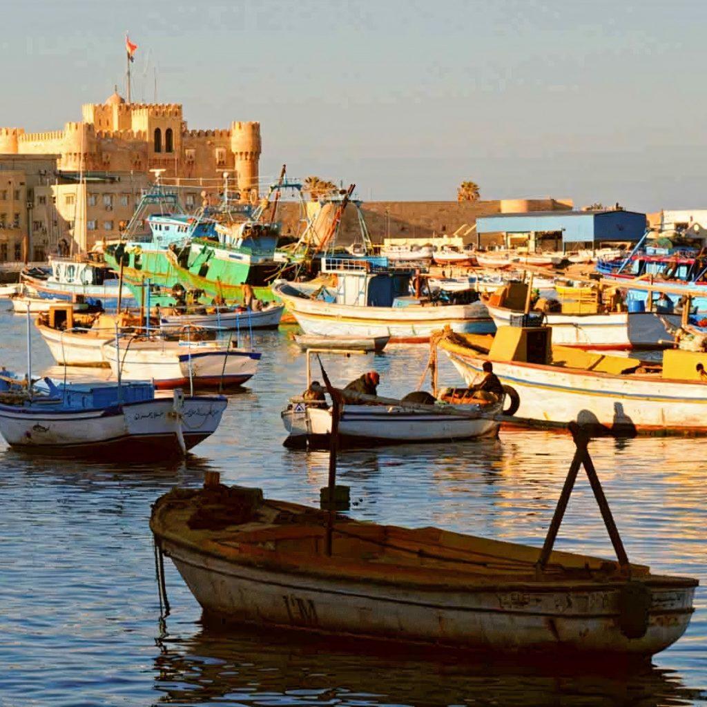 Le Caire et Alexandrie et Croisière Nil I Dominique
