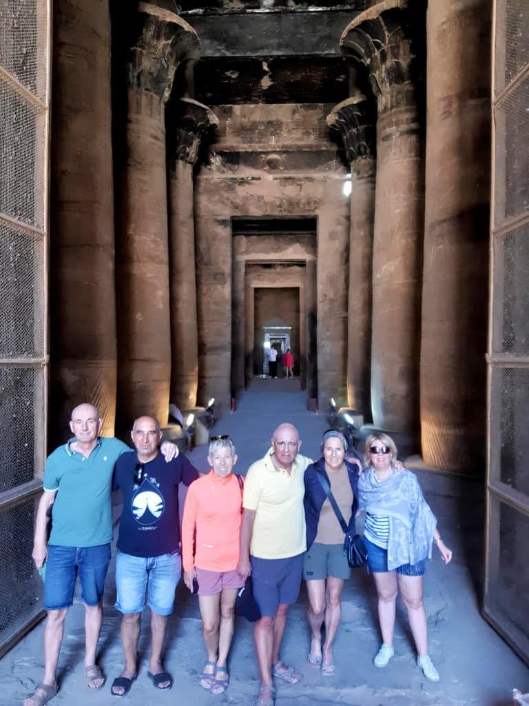Séjour en Égypte pas cher – Annick et ses amis Mars 2021
