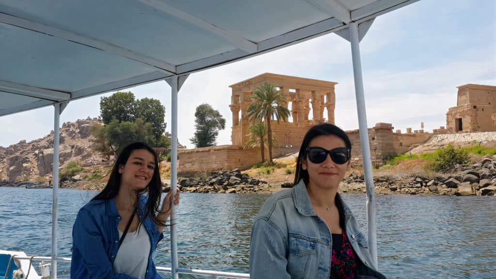 Vacances Égypte sur mesure – Myriam et Sabrina Mars 2021
